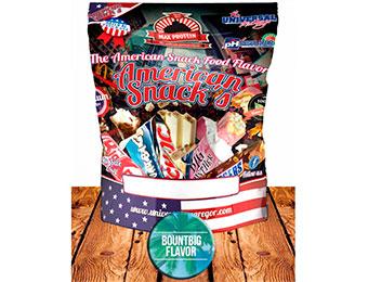 American Snack- Bountbig