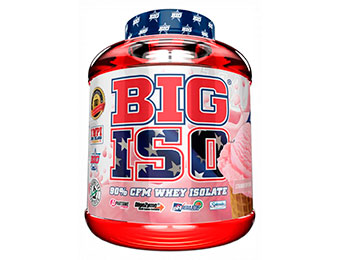 Big Iso Strawberry Cream 2kg.