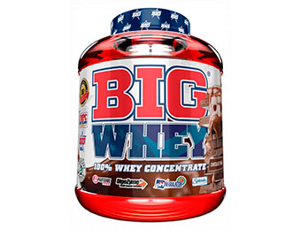 Big Whey Chocolate Fudge 2kg.