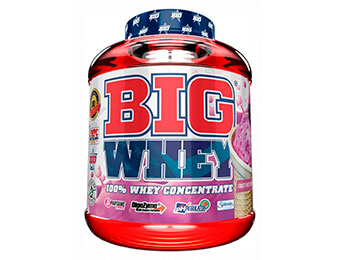Big Whey Forrest Fruits Cream 2kg