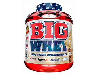 Big Whey Vainila Cream 2kg.