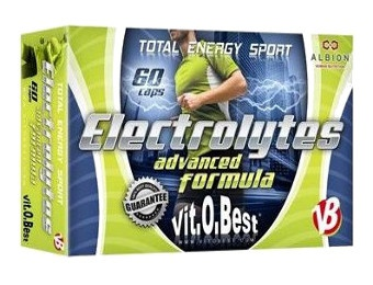 Electrolytes Advanced 60 caps.