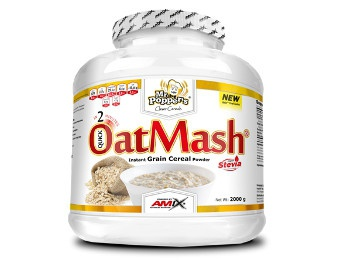 Mr. Poppers Oatmash 2 Kg