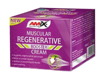 Muscular Regenerative Booster Cream 200 ml