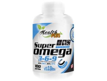 Omega 3-6-9 1000 mg 100 perlas
