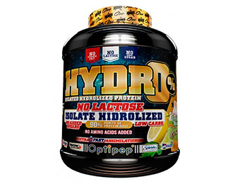 Hydr0% Lima Lemon Mousse