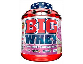 Big Whey Forrest Fruits Cream 2kg