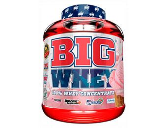 Big Whey Strawberry Cream 2kg.