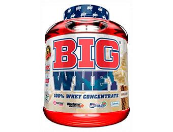 Big Whey Vainila Cream 2kg.