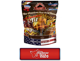 Fitmeal Honey Barbecue Ribs