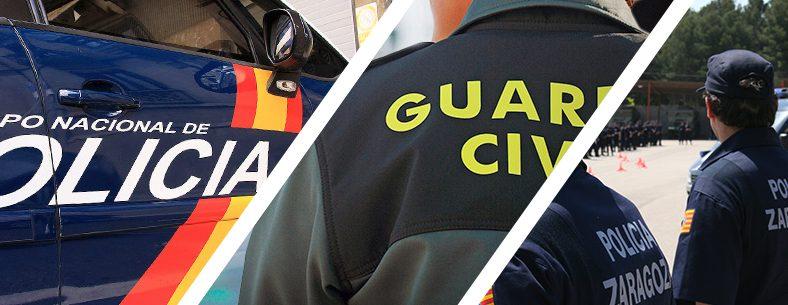Preparamos las OPES policía,bombero, ertzaina